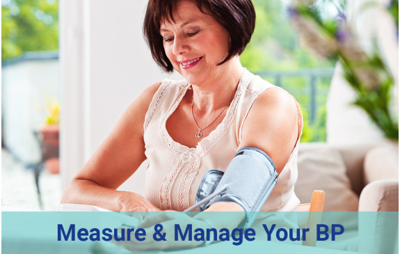 Measure and manage your blood pressure