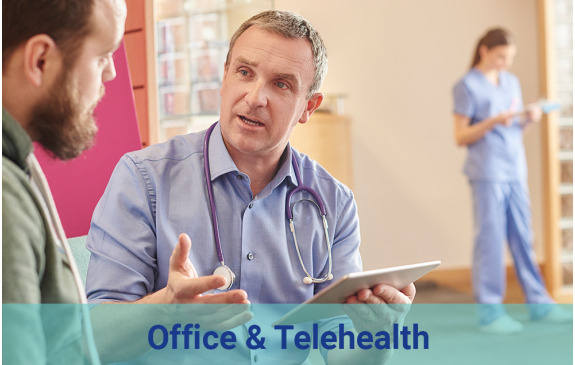 Professional office & telehealth products