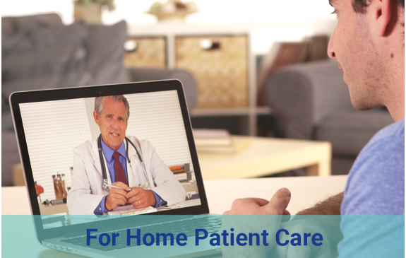 Telehealth for home patient care