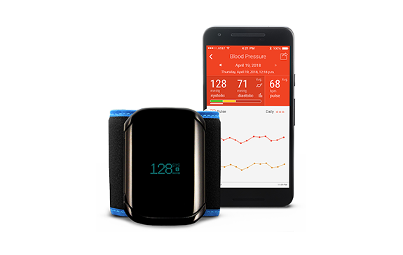 UB-1100BLE UltraConnect Wrist Blood Pressure Monitor
