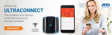 UltraConnect Blood Pressure Monitor